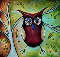 The Whimsical Owl