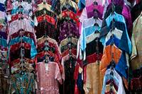 Robes in the Market