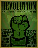Revolution 2011 Middle East Tour