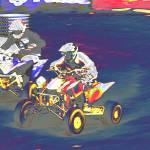 """""""ATV Racing"""" by karolsstuff"""