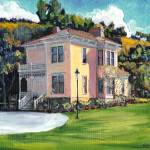 """McConaughy House by RD RIccoboni"" by BeaconArtWorksCorporation"