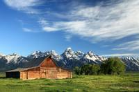 Mormon Row Barn2