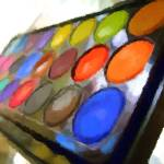 """""""Watercolor Set"""" by chrisbutler"""