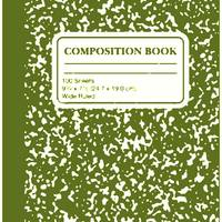 Composition Book