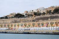 Colour in Valletta, Malta