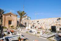 The Final Resting Place, Mellinha, Malta