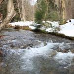 """Late Winter Stream"" by kayaker4ever"
