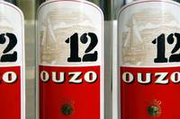 When in Greece...... Ouzo !