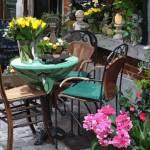 """""""""""Sidewalk Cafe"""""""" by ArtNClay"""
