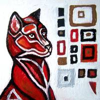 The Abstracted Fox