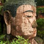 """Leshan Budda Head"" by cr8tivguy"