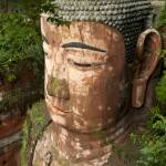 """Budda Head"" by cr8tivguy"