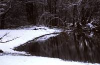 Stream in Winter 2