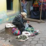 """Guatemalen street vendor"" by photorose"