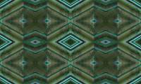 Elegant green pattern