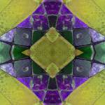 """""""purple yellow tiles"""" by DonnaGrayson"""