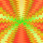 """groovy orange"" by DonnaGrayson"