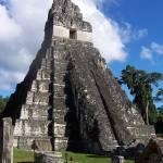 """Tikal Mayan Temple"" by Mayan-Trip"
