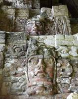 Kohunlich Temple of Masks