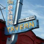 """Neon Sign Barn Taveren Bar"" by cr8tivguy"