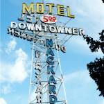 """Neon Sign DownTowner Motel"" by cr8tivguy"