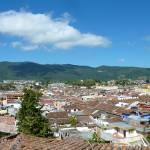 """San Cristobal de las Casas Large Pano"" by Mayan-Trip"
