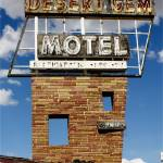 """Neon Sign Desert Gem Motel"" by cr8tivguy"