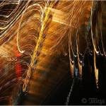 """Painting MUSIC with Light  2"" by ArtAjanovic"