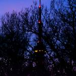 """Tower at night"" by GaborSzabo"