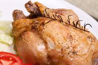 Roasted Chicken Closeup