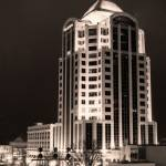 """Wacovia Bld Roanoke"" by dalegoorskey"