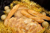 Christmas Food - Bread
