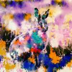 """Easter Hare"" by rosalin"