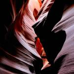 """Antelope Canyon Waves"" by BrentC"