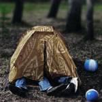 """Rest in tent"" by lankin"