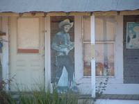 Roy Rogers Door Cover