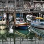 """Fishing Boat at Fisherman"