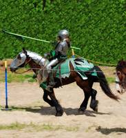 Again to the Joust