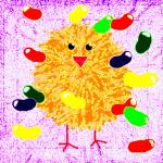 """""""jelly bean chickie"""" by jwilliamd"""