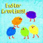"""""""easter chickies"""" by jwilliamd"""