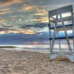 """Lifeguard Chair"" by michaelweimann"