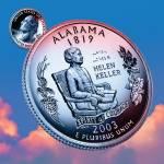 """""""Alabama_sky coin_22"""" by Quarterama"""
