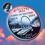"""Missouri_sky coin_24"" by Quarterama"
