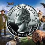 """National Parks coin album_cover_55"" by Quarterama"