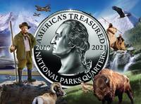 National Parks coin album_cover_55