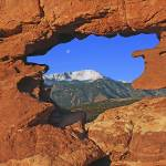"""""""Pikes Peak View"""" by Davidhoyle"""