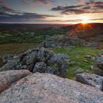 """Sunrise in Dartmoor"" by sebwasek"