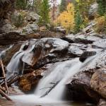 """Rocky Mountain Stream"" by Davidhoyle"