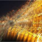 """Painting MUSIC with Light  Finale Furioso"" by ArtAjanovic"