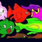 """""""Fish"""" by artstoreroom"""